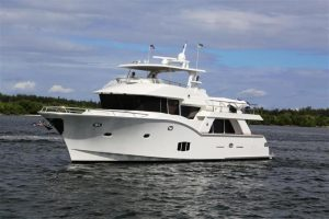used 70' argos yacht sale florida