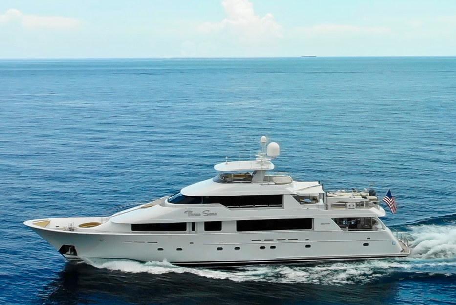 Three Sons Yacht for Sale