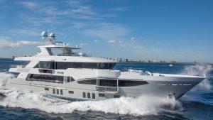 133 Tri Deck Yacht Serenity