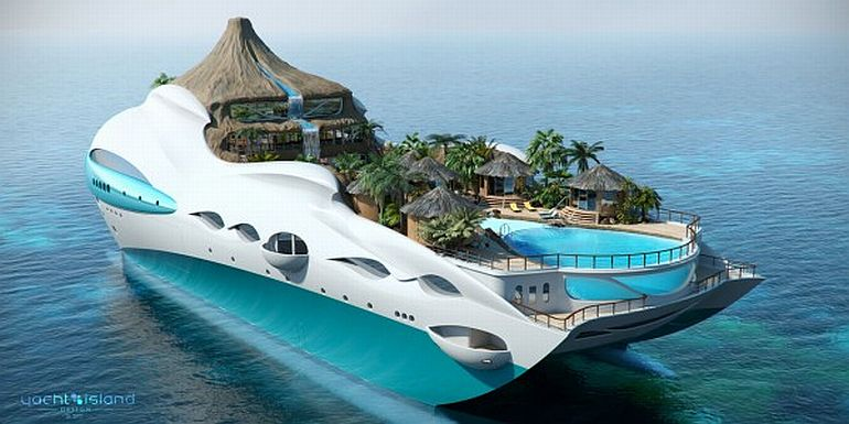 Weve Reported On Many Awe Inspiring Super Yachts Before And As Times We Think Found The Most Unbelievable Design In Existence