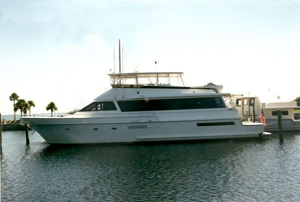 Lady Grace Viking Yacht