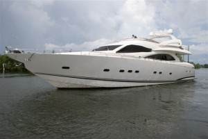 Yacht trade for FL or NY Real Estate
