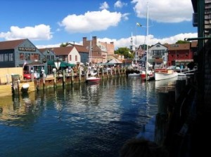 Visit New England on a Private Yacht Charter