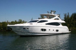 88 Sunseeker Yacht 2012 Ft Lauderdale Florida