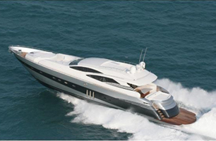 90' Pershing reduced for quick sale!