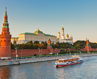 Atlantic Yacht and Ship - Moscow Location