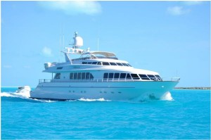 115' Trinity Yacht for sale