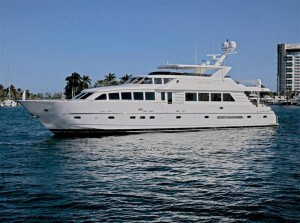 97' Hargrave yacht for sale