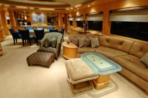 120' Sovereign Raised Pilothouse for sale