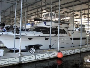 1990 Californian 48' Flybridge Motor Yacht
