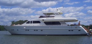 82' Horizon 2001 yacht for sale