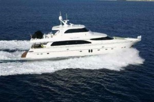 86' Horizon Yacht 2007 for sale
