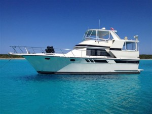 Preowned 45' Californian Yacht for sale