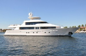 Used 130' Westport yacht