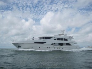 New Build Hull 3 of 127' IAG yacht for sale