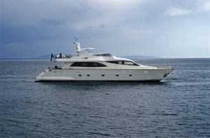 Preowned 90' Falcon Yacht