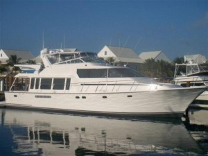 65' Pacific Mariner Yacht