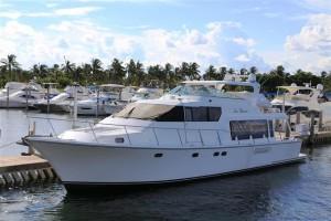 Pacific Mariner Yachts' History