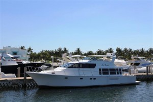 Preowned 65' Pacific Mariner Yacht