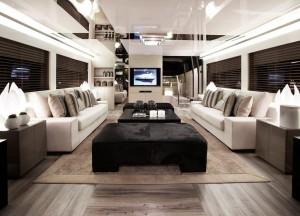 75 Pearl interior