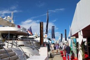 AYS at the Miami Yacht Show