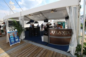atlantic yacht & ship yacht broker at the palm beach boat show