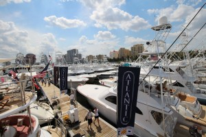 south florida yacht broker at the palm beach boat show