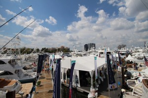 used motor yachts 2016 fort lauderdale boat show