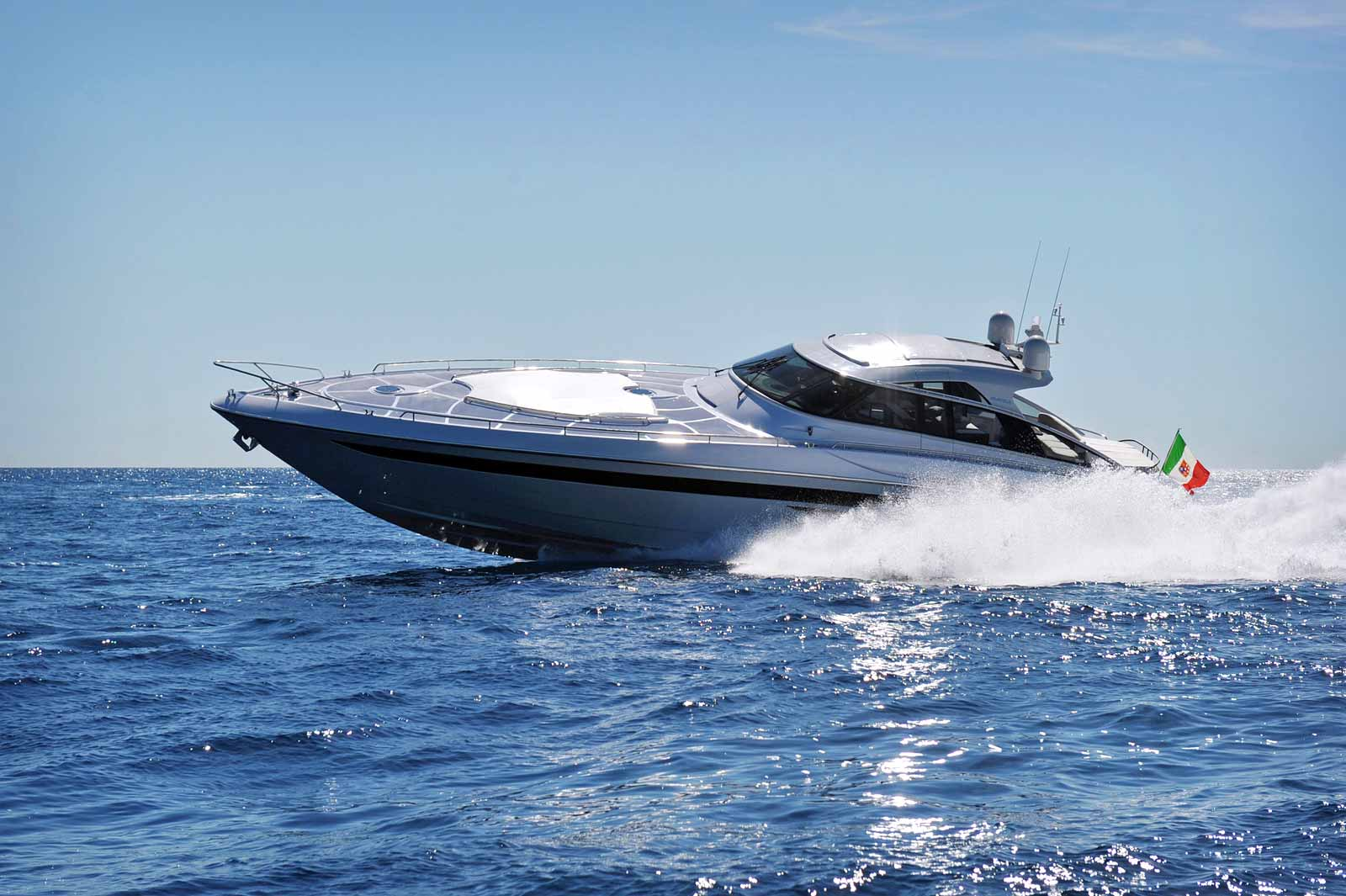 Baia Yachts Full Screen Picture