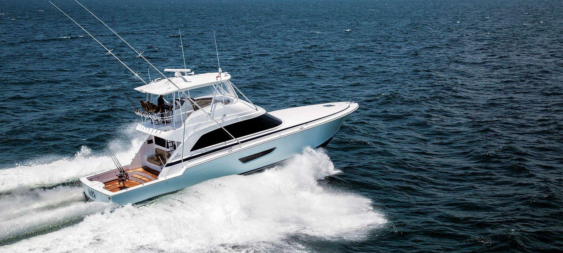 Bertram Yachts Full Screen Picture
