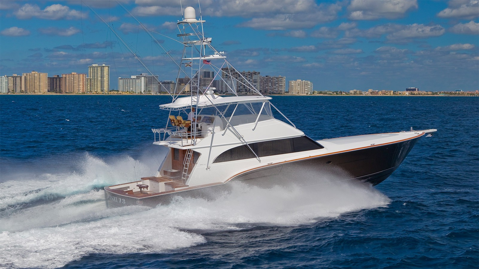 Donzi Yachts Full Screen Picture