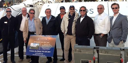 Atlantic Yacht and Ship team