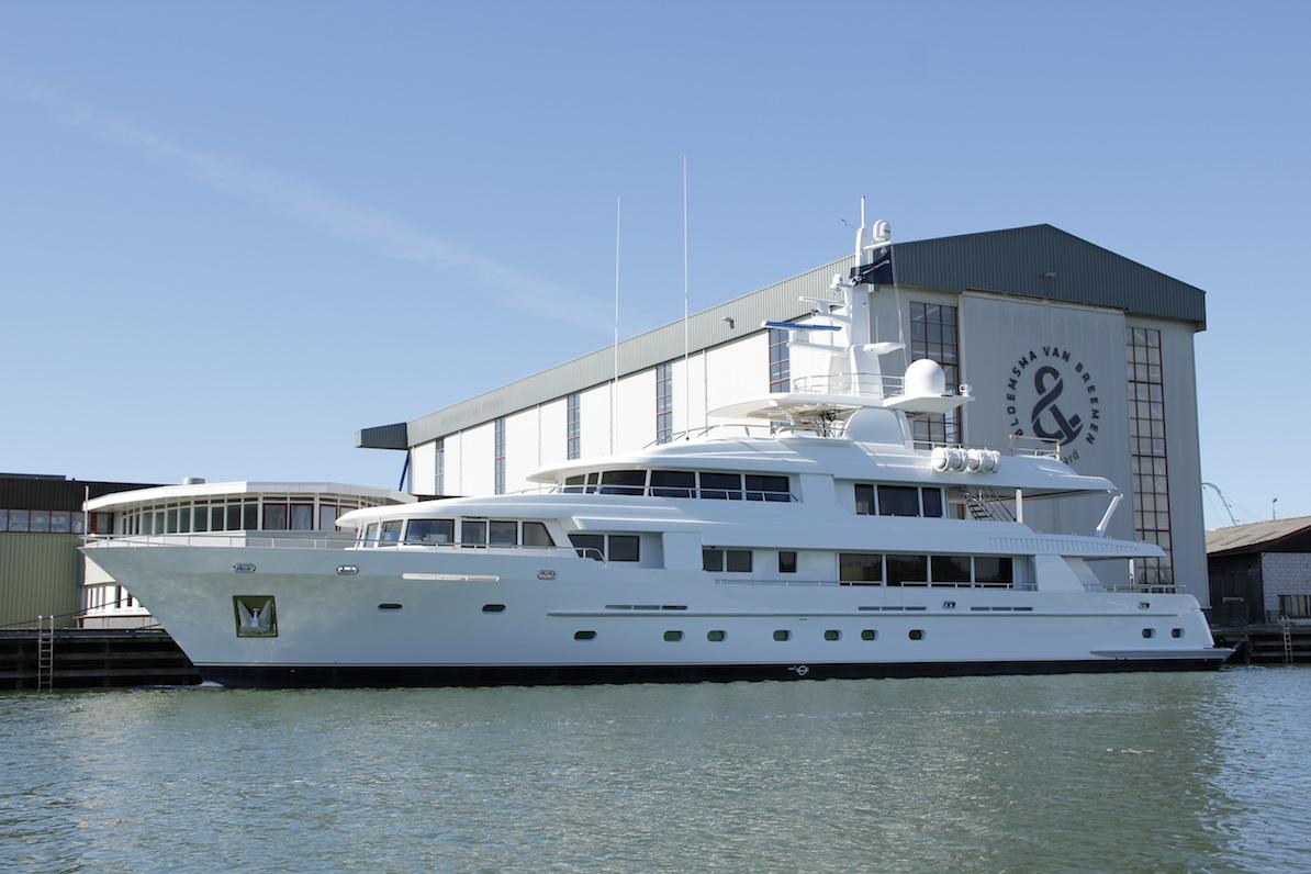 Bloemsma Yachts Full Screen Picture