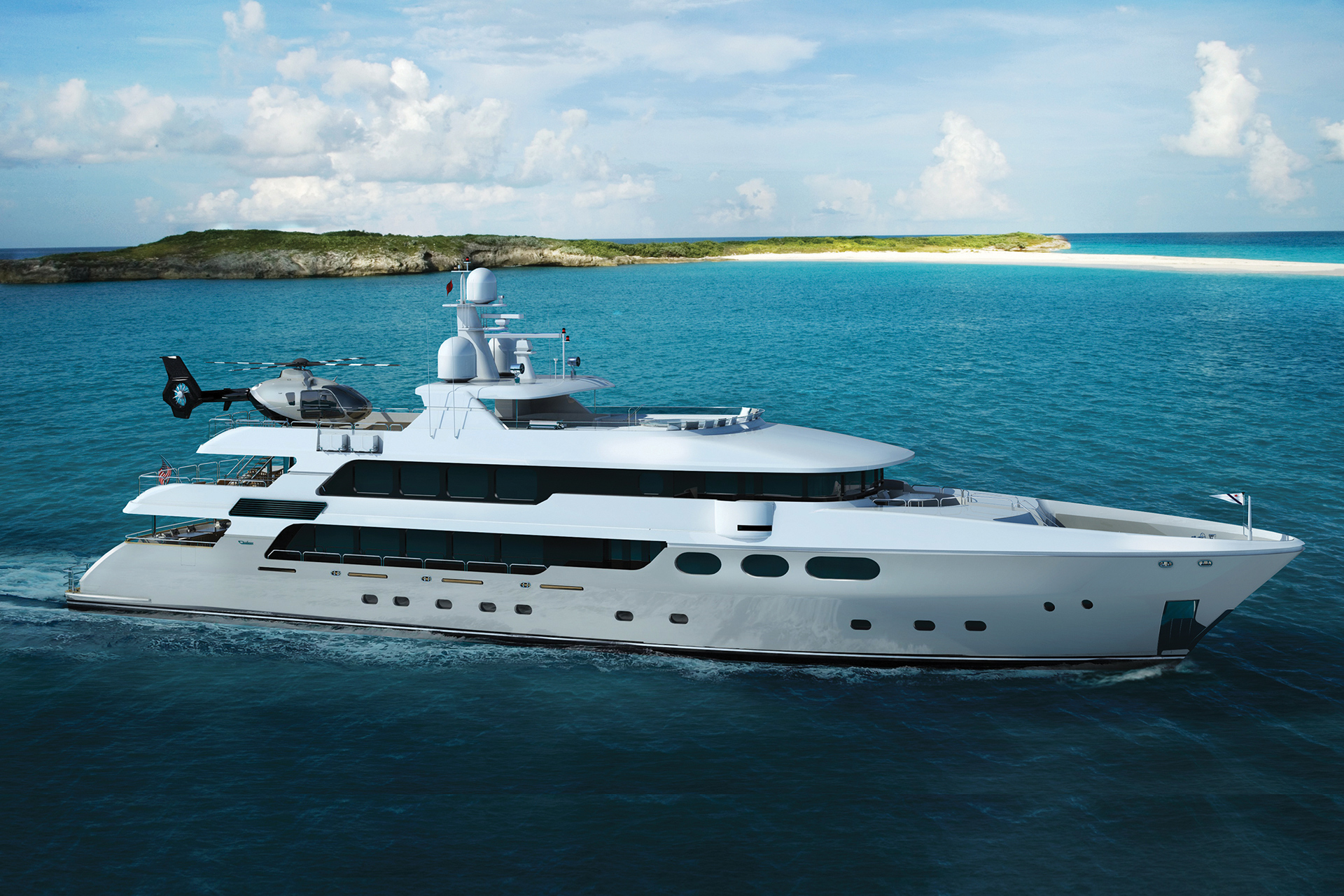 Christensen Yachts Full Screen Picture