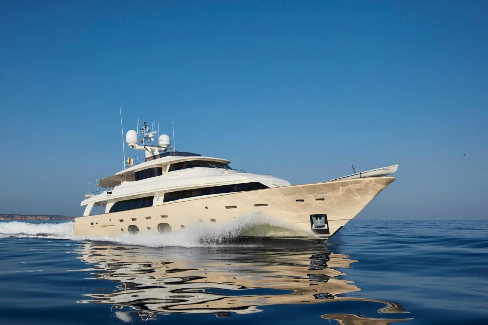 Ferretti  Yachts Full Screen Picture