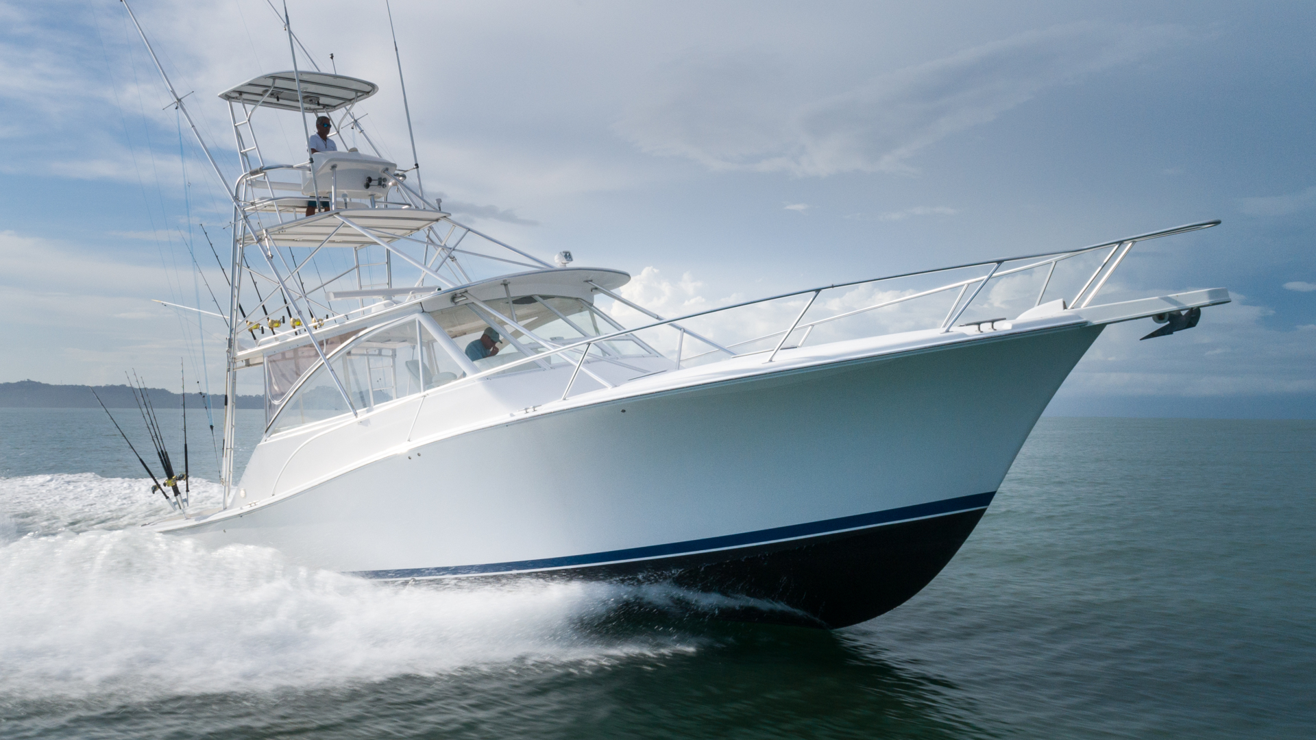Luhrs Boats Full Screen Picture