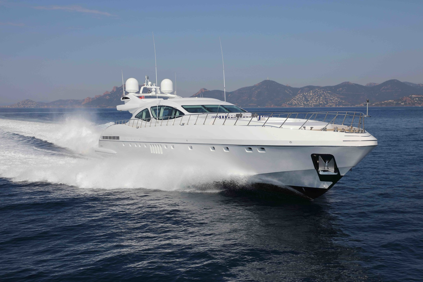 Mangusta Yachts Full Screen Picture