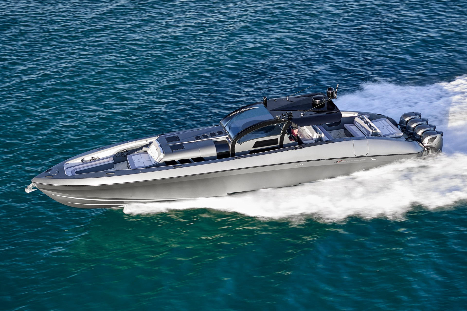 Midnight Express Yachts Full Screen Picture