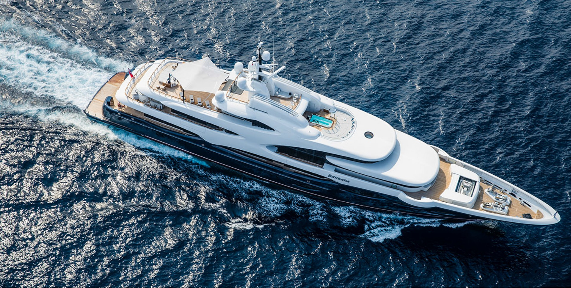 Oceanco Yachts Full Screen Picture