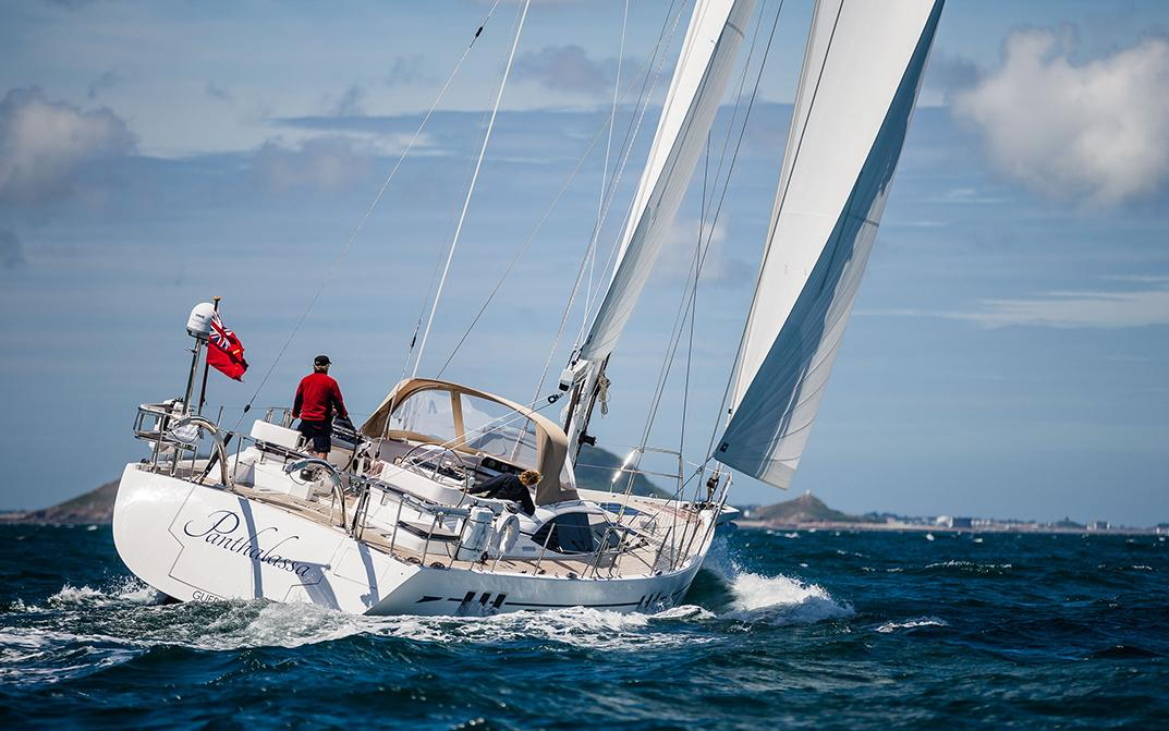 Oyster Yachts Full Screen Picture