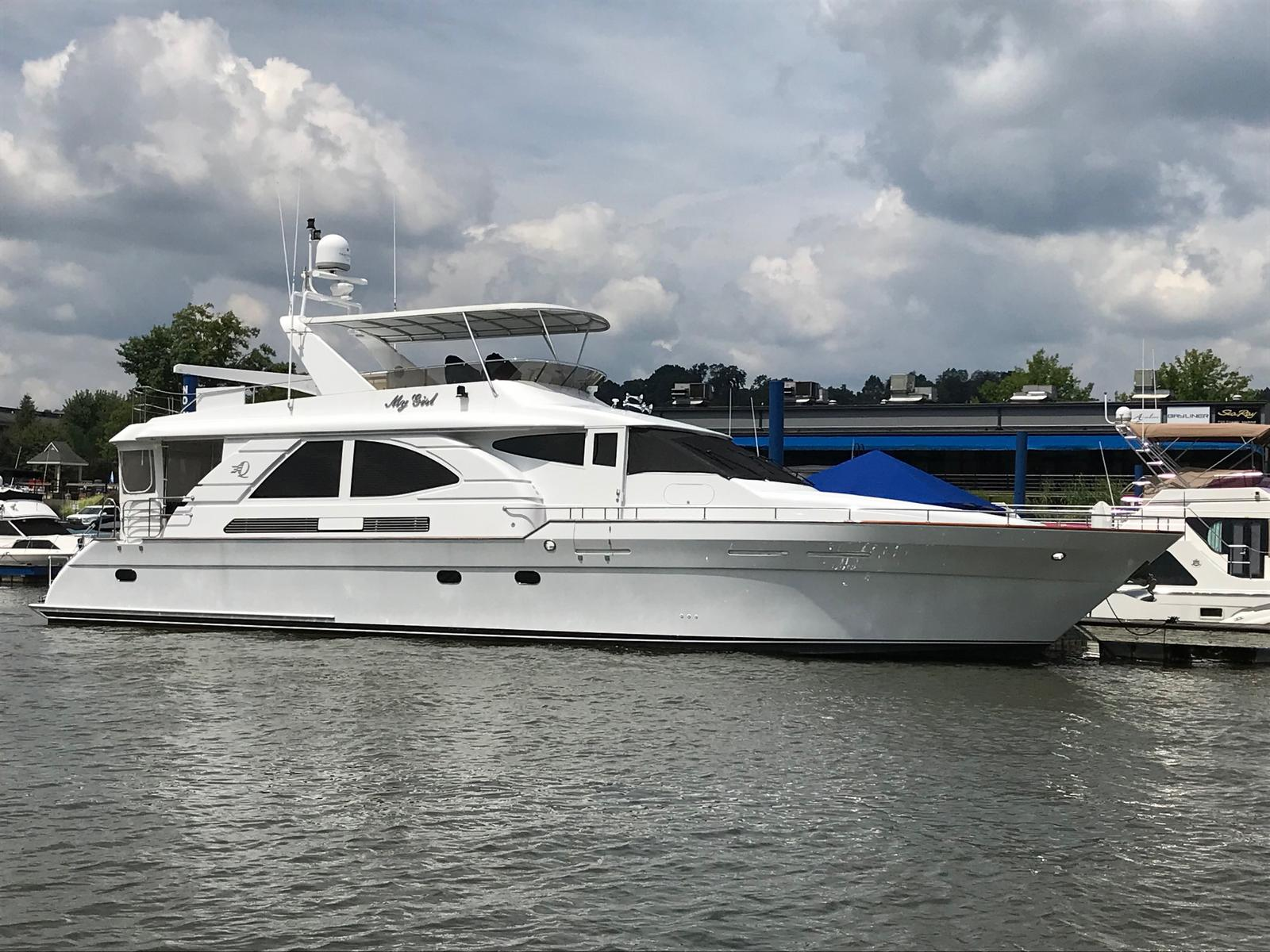 Queenship Yachts Full Screen Picture