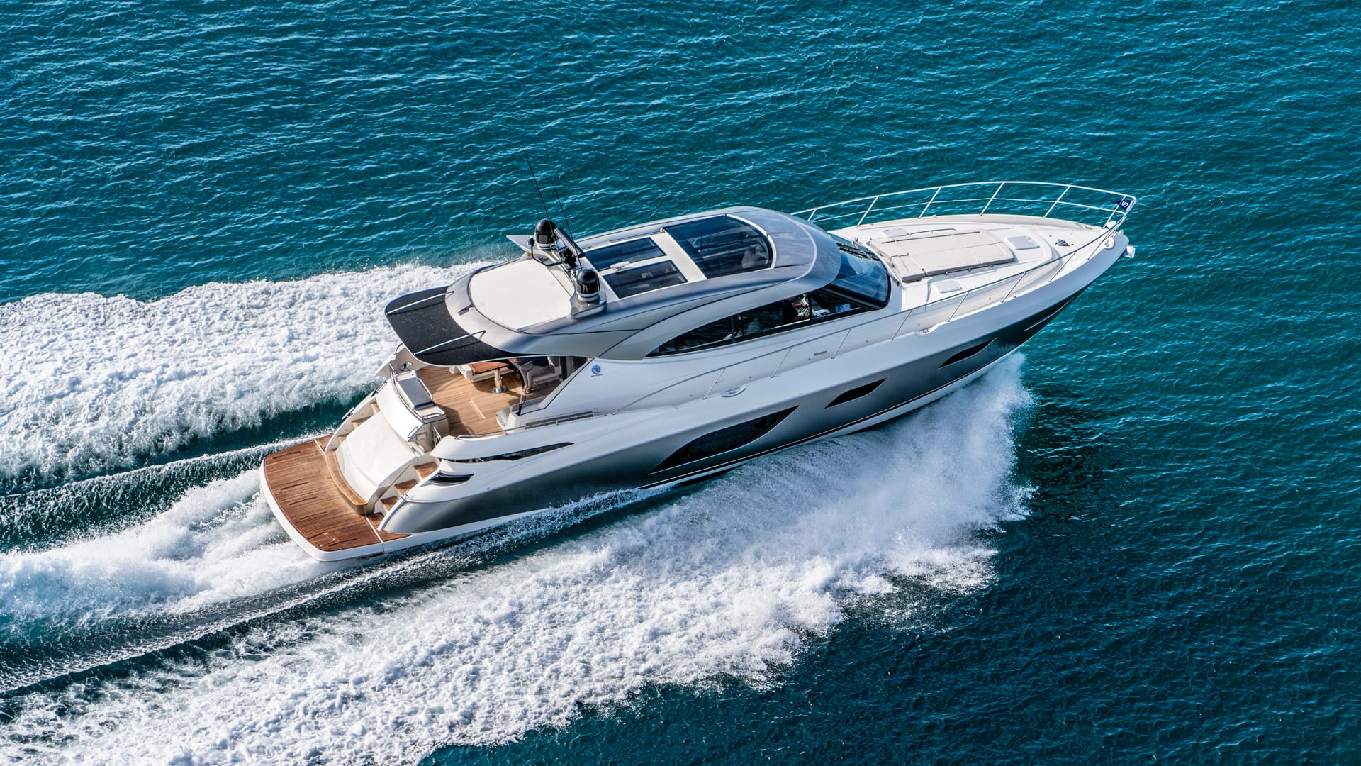 Riviera Yachts Full Screen Picture