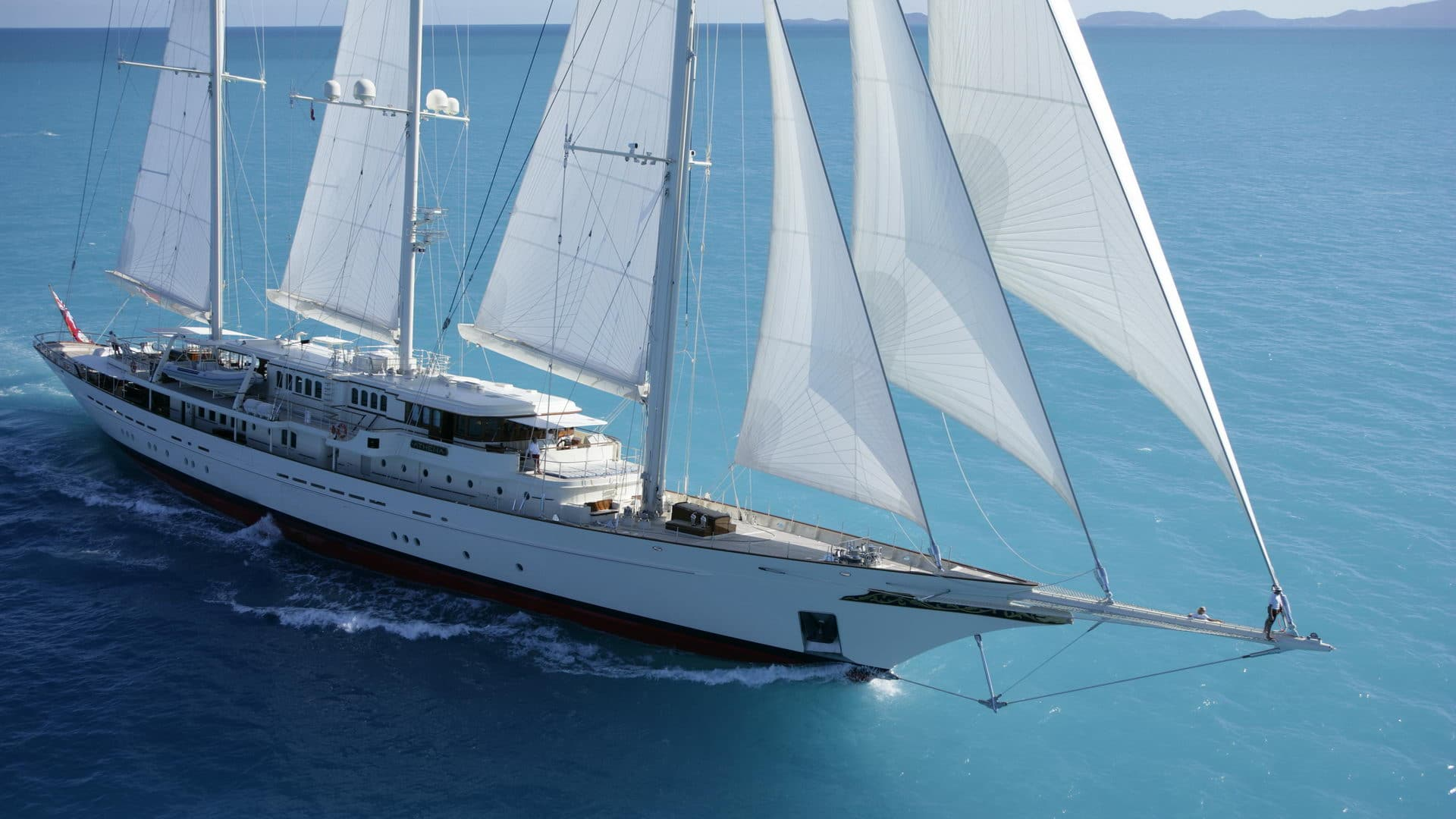 Royal Huisman Yachts Full Screen Picture