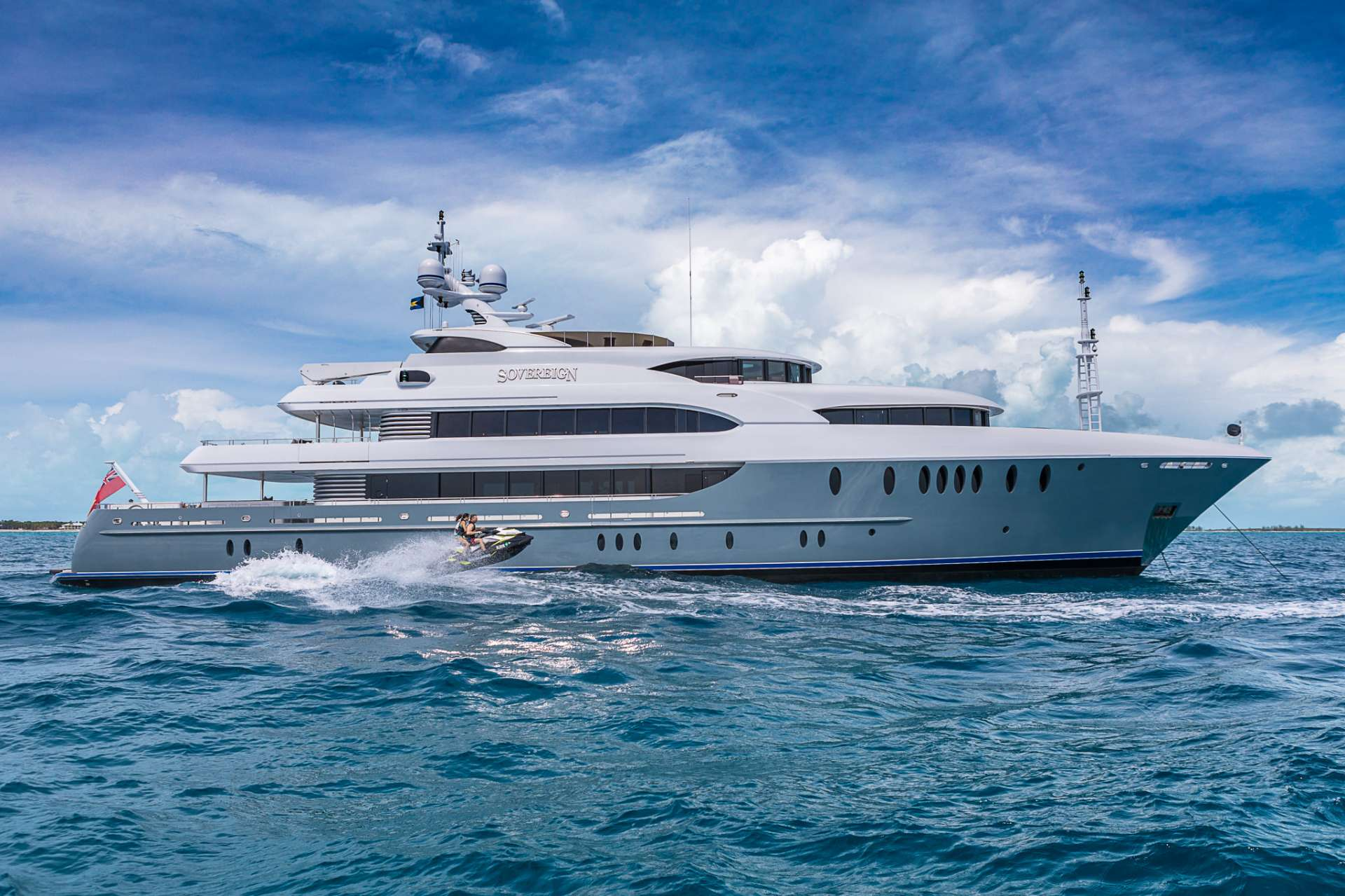 Sovereign Yachts Full Screen Picture