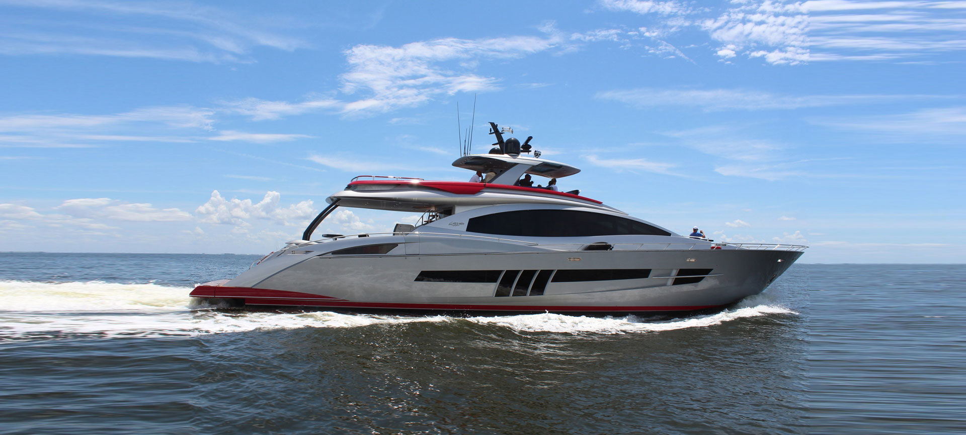 Lazzara Yachts Full Screen Picture