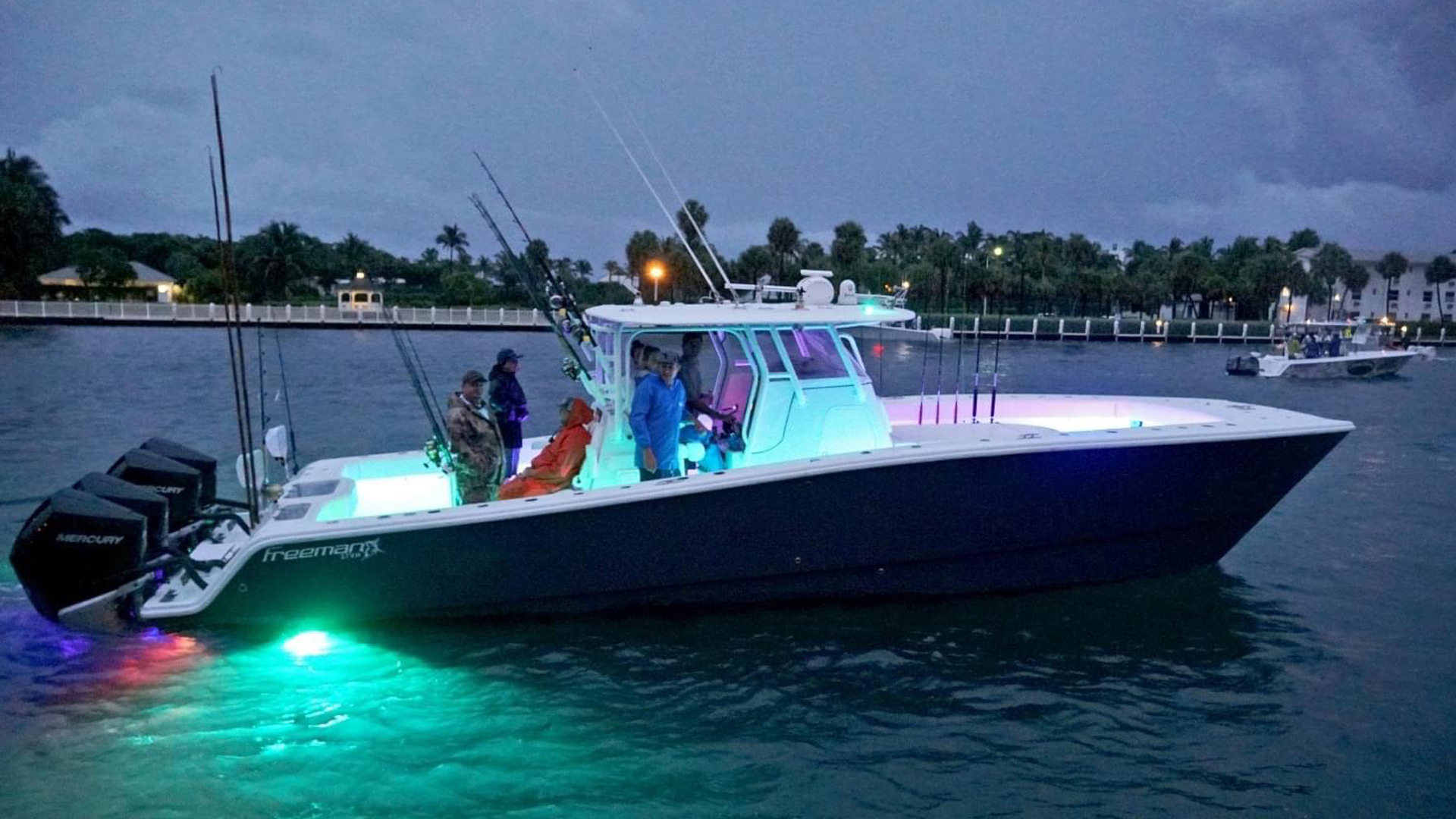 Freeman Yachts Full Screen Picture