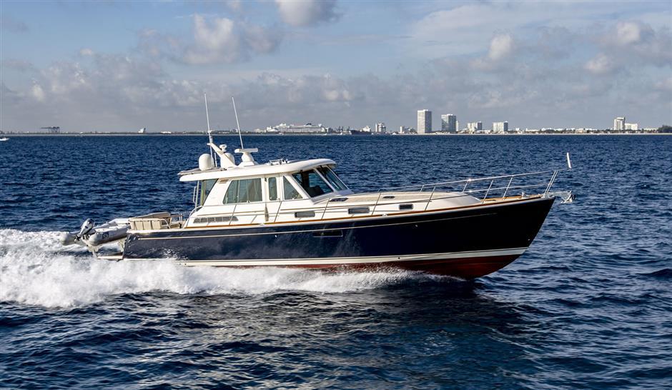 48 Sabre Yacht 2015