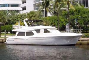 54 Navigator Motor Yacht 2007