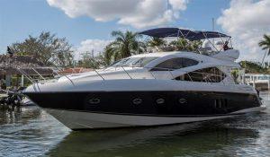 60 Sunseeker Yacht