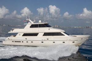 Pre Owned Hargrave Motor Yacht